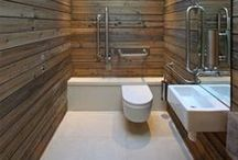Wet Rooms / What sounds better, a barrier-free bathroom with roll-in shower or a European wet room? Is there really a difference? Or is it all in the delivery?