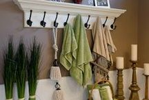 Clutter Be Gone / Design features that remove clutter & increase safety