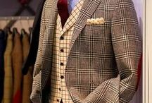 Vintage Inspired Fashion For Men / Wondering what to wear as you cut a rug on the dancefloor ?  This is our collection of 20's, 30's and 40's inspired men's fashion.