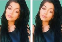 Crushing on Kylie / all things kylie jenner: fashion, beauty, hair...