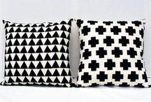 Fabric: Cushion / Bag / Teatowel / by Delwyn Holder
