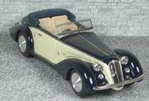 ALFA ROMEO MODELS 1: 43 SCALE / Modelli Alfa Romeo e Ferrari Scala 1:43