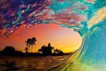 Sea,  ocean and beaches
