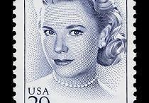 GRACE KELLY STAMPS