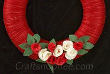 wreathes for my door / by Cate Brickell | Blogger