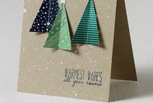 christmas card ideas / Inspiration for the annual Christmas card / by Cate Brickell | Blogger