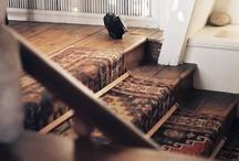 living / home interiors, furniture, interior decor & design / by Julie Lockwood