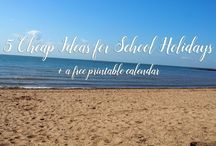 45 days of summer / only 45 days of summer school holidays for us. Curating ideas for kids and parents for the summer period :: teens :: tweens :: toddlers :: play :: memories ::