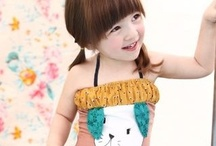 Fashion for the little one / Stylish kids