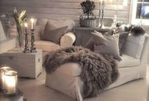 Interior Design Inspiration / by Maria Alexiou