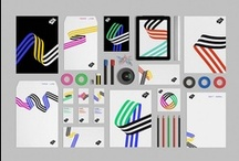 Design › Identity / Misc branding inspiration; print, digital, graphic design, web, stationary, identities, branding, typography, art direction, colors, patterns etc. / by Casper Holden