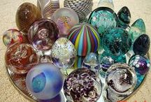 !♡ Glass & Crystal & Rocks ♡! / Rosemarie Edwards ~ Web Designer and Graphics Artist  http://www.craftweb.org See My Art at  https://www.facebook.com/ZRFractals