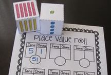 Math / by First Grade