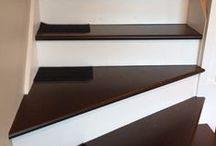 Front stairs and hallway project / by Eva Tilly