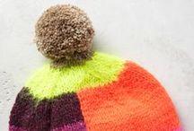 Crochet knitting needlework