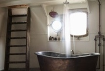 Spa Bathrooms / Everyone wants a space in their home that feels like an escape & what better room than your bathroom?