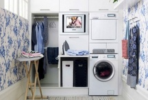 Laundry Rooms Reinvented