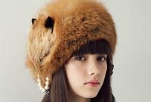 Masks headpieces hats