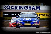 British Touring Cars / Pictures from all the action at Rockingham's Dunlop MSA British Touring Car Championship events / by Rockingham