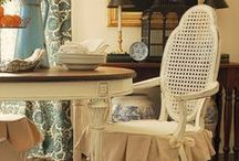 Slipcovers and Upholstery / by Janine Kelly