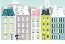 Illustrations - Buildings