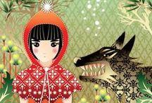 Illustrations - Fairytales