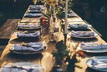 Weddings / Party Ideas