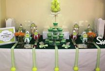 Celebrate Wimbledon / Tennis Lolly Buffet - Thankyou so much for the excellent Tennis lolly buffet on Saturday. Mum was over the moon about it and loved the theme and everything so much! Everyone complimented on how great it was. The theme suited mum perfectly.  I was thrilled with how it turned out. The cupcakes were so delicious and yummy too.  Thankyou for all your work coming up with the great theme and creating such an amazing lolly bar!! Many thanks Danielle. (Nov 2012)