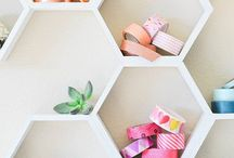 Washi Tape • Scrapbooking / All about crafting supplies and washi tapes.