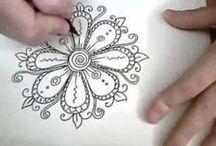 Pen drawings / by Maria Alexiou