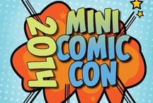Mini Comic Con / 1st annual Mini Comic Con will be held on Saturday, November 8, 2014, from 12:30-4:30pm at the Vernon Area Public Library in Lincolnshire, IL. Fans of all stripes are invited to join us. Bonus points and a chance to win fabulous prizes for those who come in costume. Any of these nerd-tastic ideas would be greeted with glee!