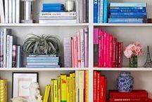 Home - Shelf styling