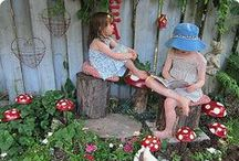 gardening projects / things to do in the garden with kids