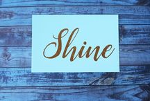 OLW 2016 Shine / by Cate Brickell | Blogger