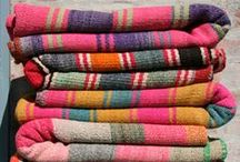 Blankets and textiles