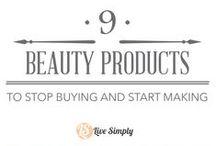 organic bodycare / organic body care • holistic beauty • natural bathroom treats