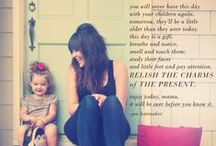 Parenting Quotes / Funny and heartwarming quotes about being a mama. We are all rock stars!