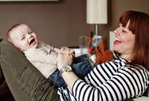 Baby | Activities / Activites to do With Your Baby to Stimulate and Bond With Them.