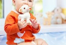 Baby Bath Time / Safe, eco-friendly and non-toxic baby bath products including robes, towels, toys and accessories.