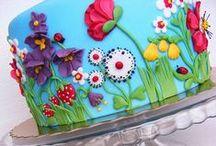 Cake decorating  / by Carey Norton