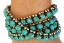 turquoise / by Linda Rowley