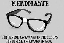 Because I am a nerd.... / by Trina Leigh