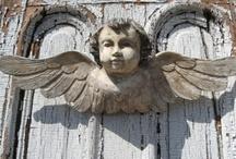 Angels and Cherubs / Angels and Cherubs / by Linda Rowley