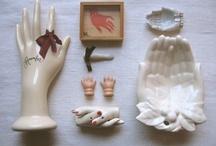 hands / by Linda Rowley