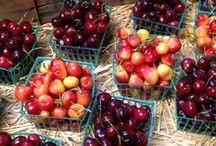 cheery cherries / by Carey Norton