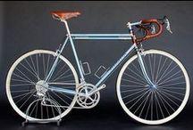 ├ BIKES ┤ / fixed gear, fixies, bikes, bicycles, two wheelers, custom bike, design, race bikes, vintage bikes. / by Folkert Hengeveld