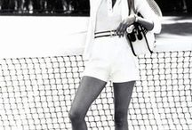 {Tennis Anyone?}