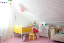 Play Spaces / children play everywhere, but here are a few ideas for your child's room and living spaces from Young America / by Young America