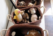Storage ideas / Storage ideas for Kids Bedrooms from Young America  / by Young America