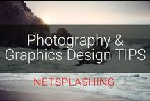 DESIGN: Photography & Graphics Design TIPS / photography relevant...